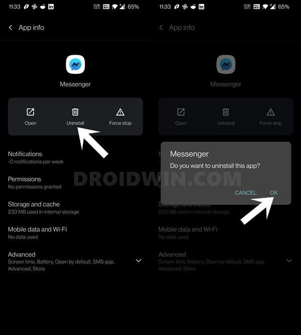 How to Fix Facebook Messenger White Screen Bug