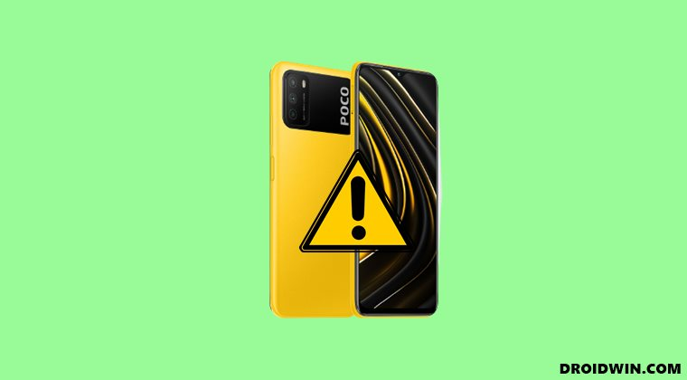 how to fix poco m3 deadboot issue
