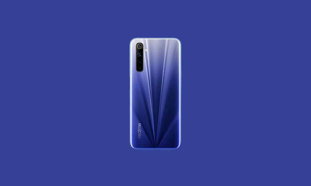 Realme 6, 6i, and 7i start receiving August 2021 security update