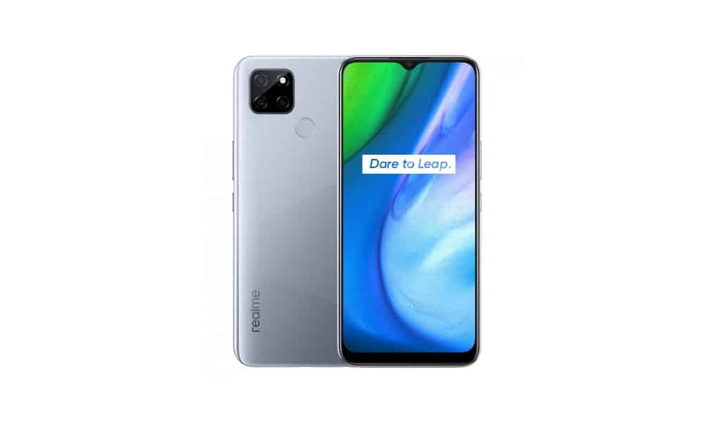 Realme V3 5G August 2021 security update